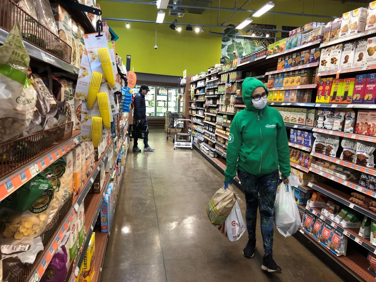 Coronavirus unmasks Amazon's stumbles at Whole Foods