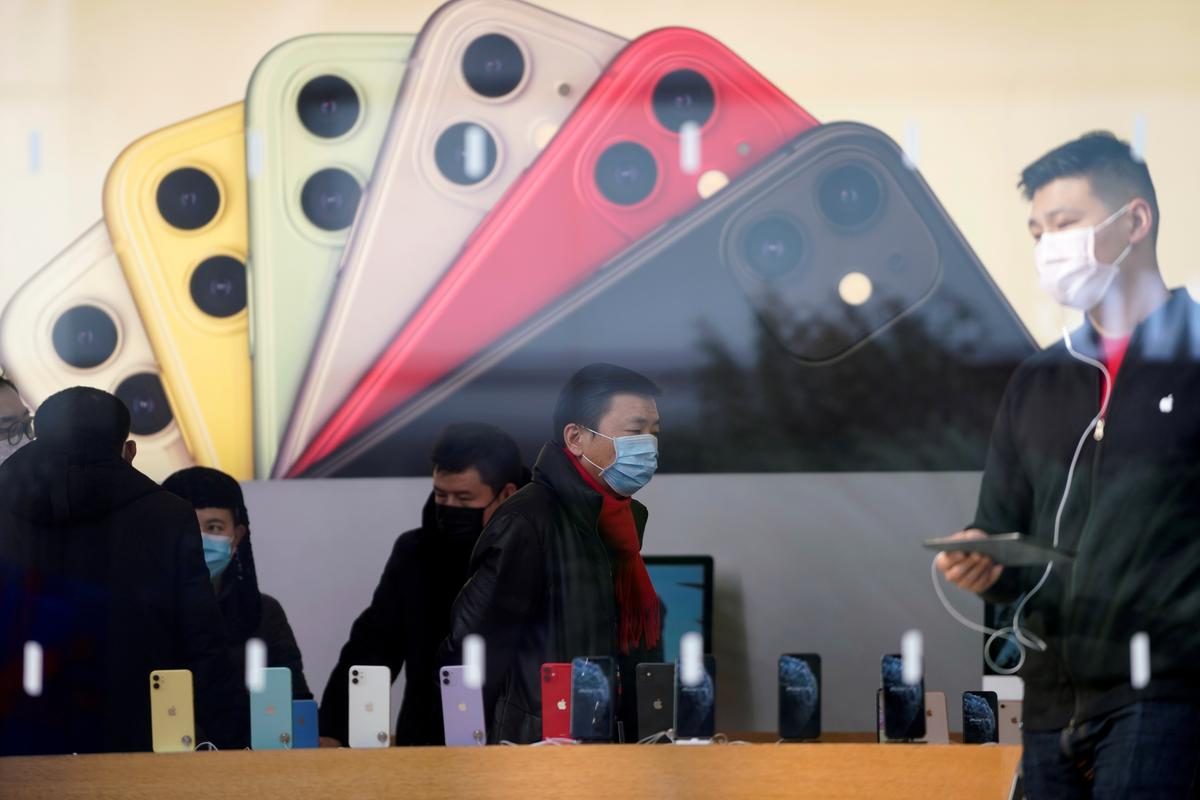 Apple's new budget iPhone unlikely to make splash in China where 5G now commonplace