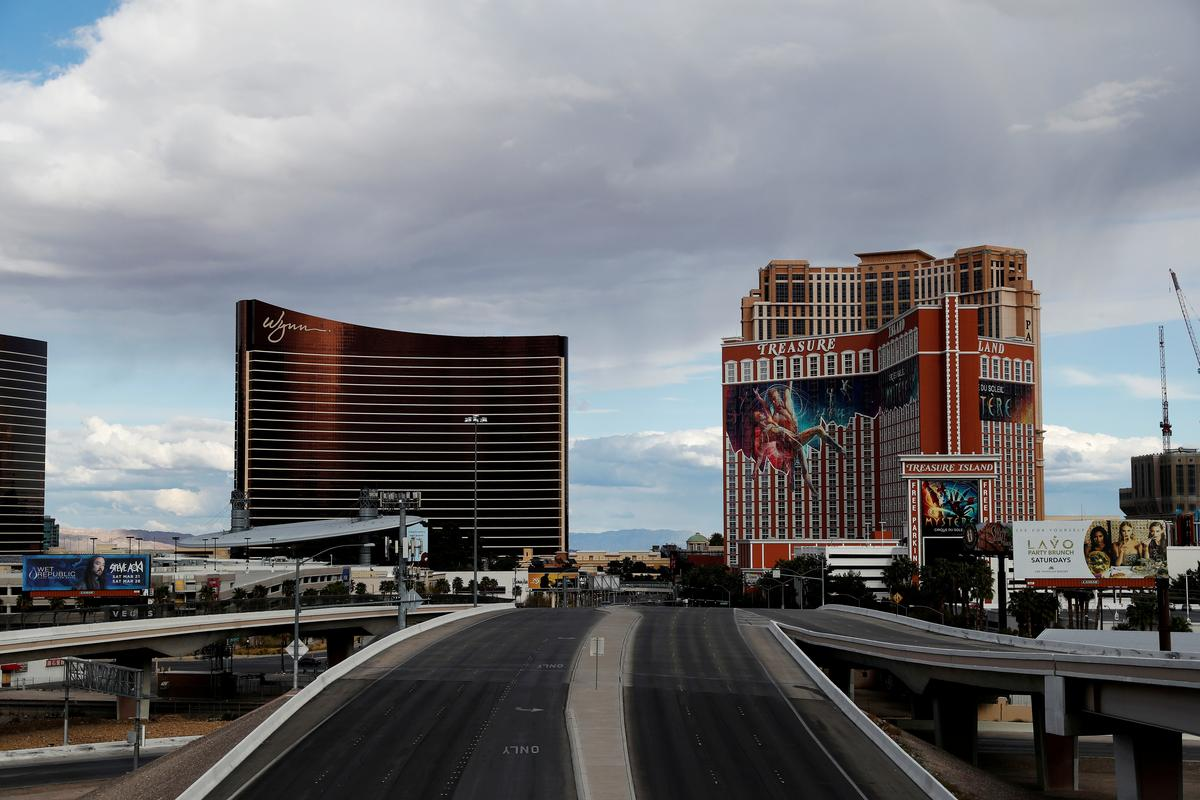 Wynn Resorts CEO calls for Las Vegas Strip to conditionally reopen in mid- to late May
