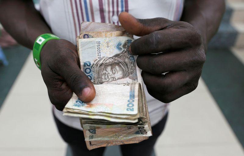 Nigerian Naira Slides To 3 Year Low On