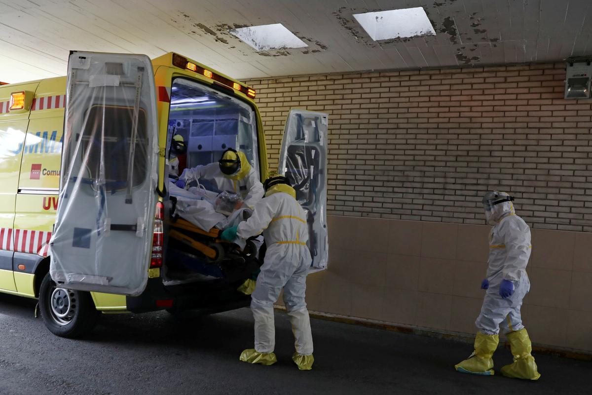 Spain pledges more economic support as coronavirus epidemic slows