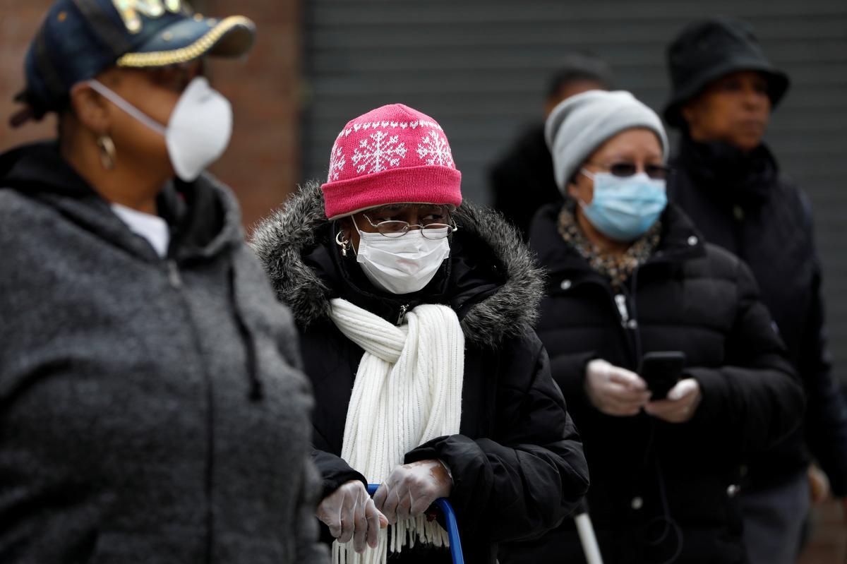 Coronavirus-related job losses hit U.S. black, Hispanic families hardest, studies find