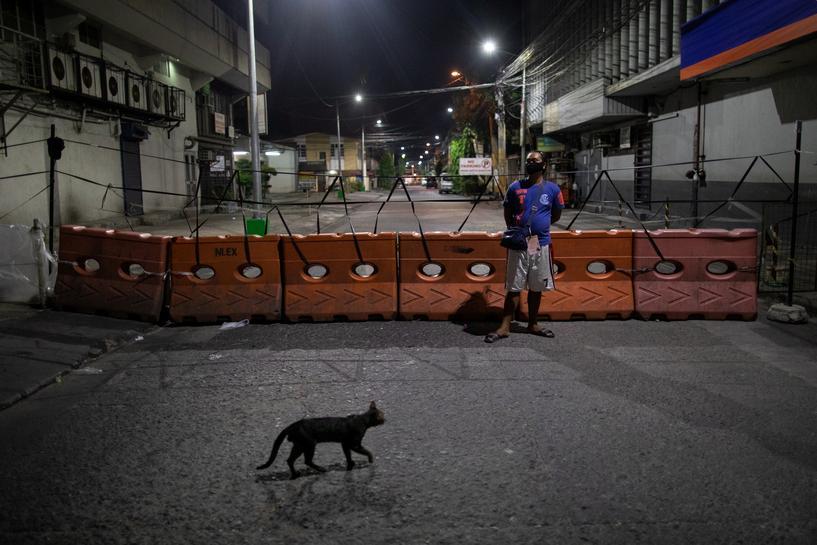 マニラ ロック ダウン 首都マニラ封鎖の衝撃 ロックダウンが直撃した邦人社会のいま