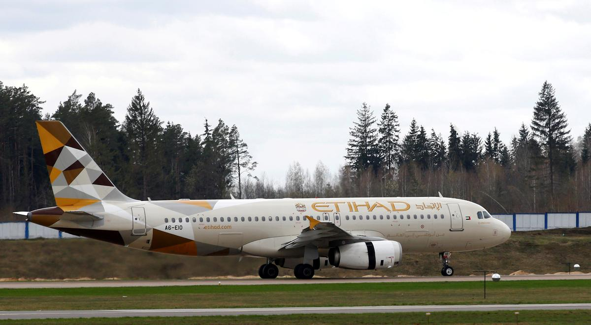 Abu Dhabi's Etihad extends suspension of scheduled flights to at least May 16