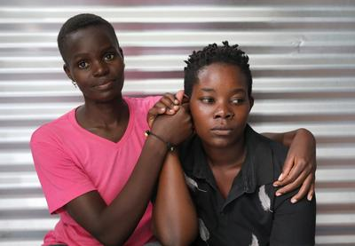 LGBT community living in fear of attacks in Kenyan refugee camp