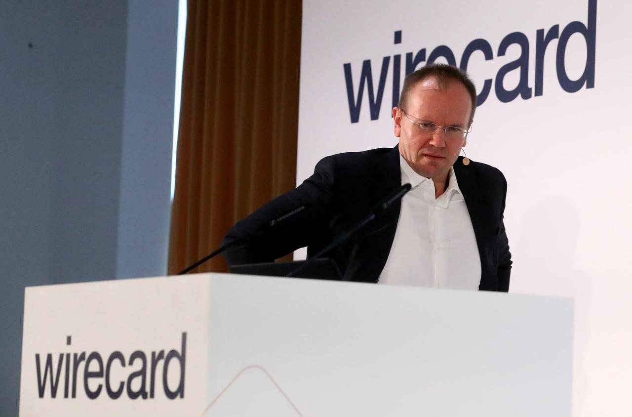 Wirecard slides again after short seller demands CEO's head - Reuters