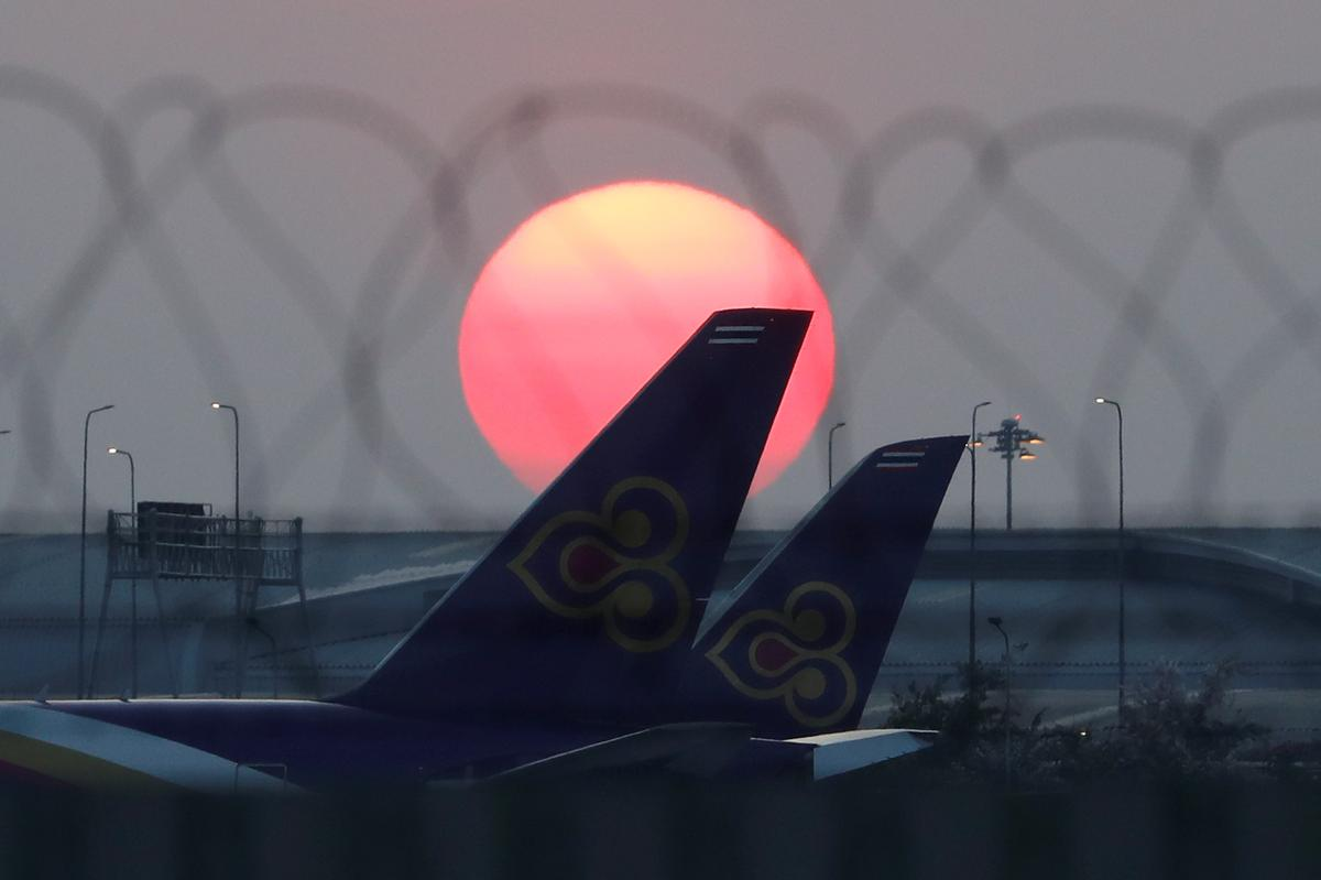 Exclusive: Thai Airways to seek $1.8 billion emergency loan to navigate virus impact – document