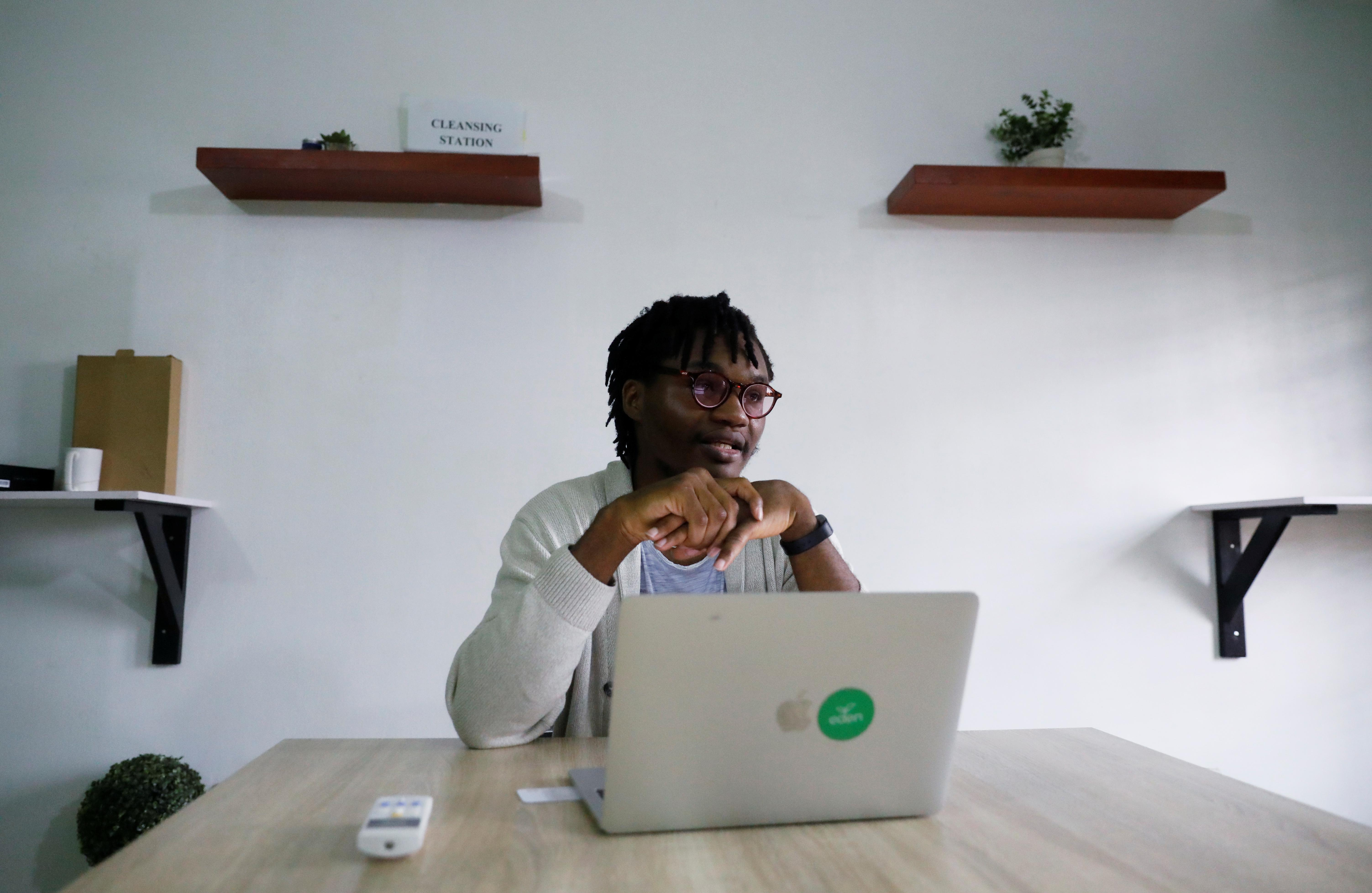 Nigeria's tech experts step in to help those losing livelihoods ...