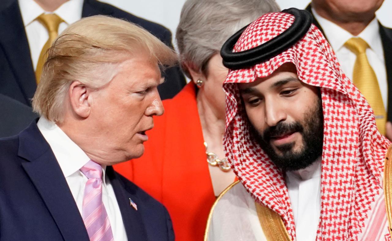 Special Report: Trump told Saudis: Cut oil supply or lose U.S. ...