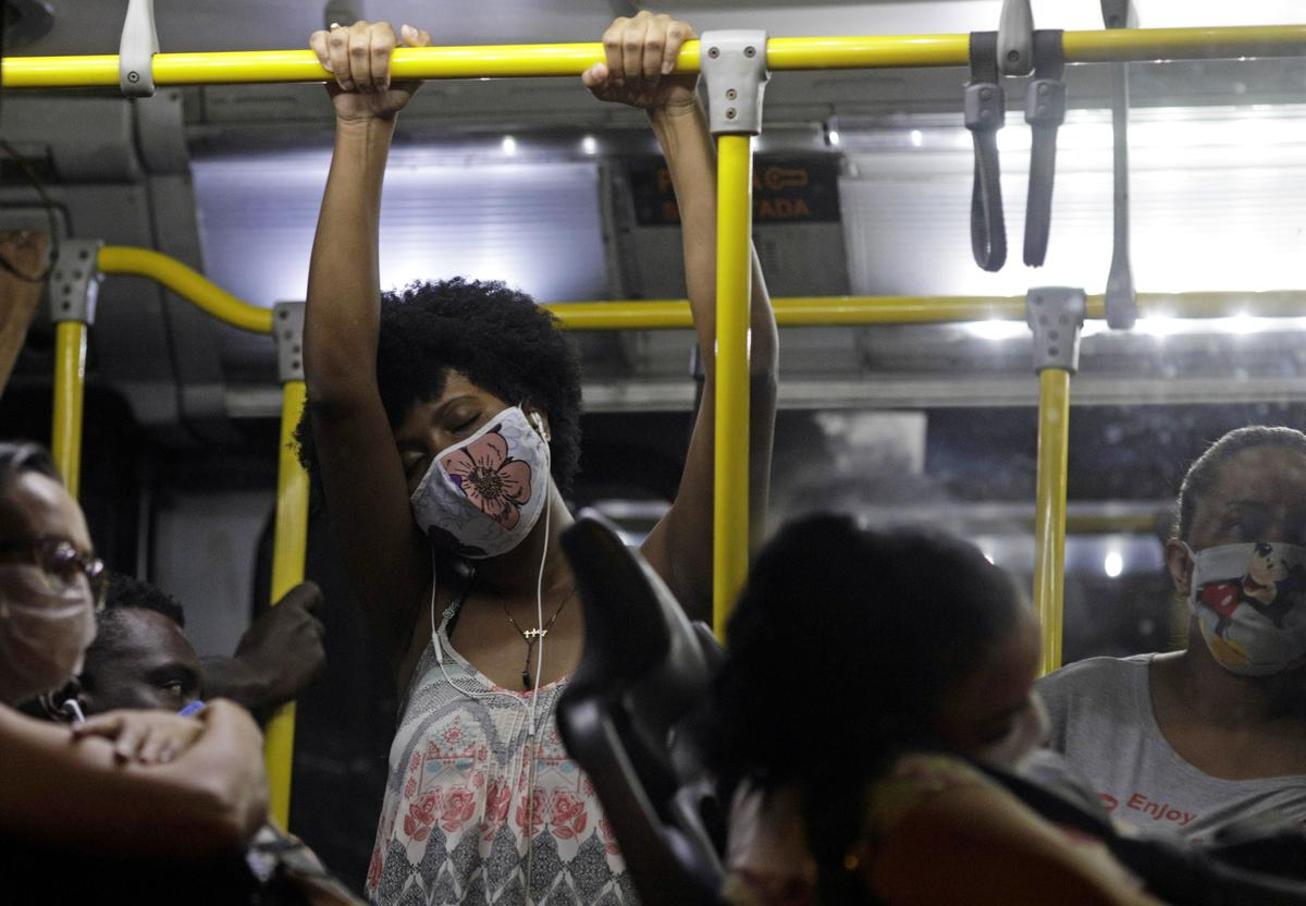 Imported by the rich, coronavirus now devastating Brazil's poor