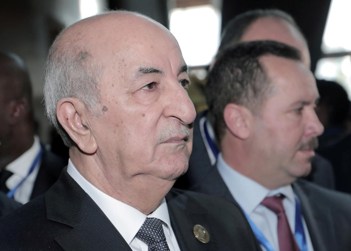 Algeria leader vows to develop new resources beyond energy to ease ...