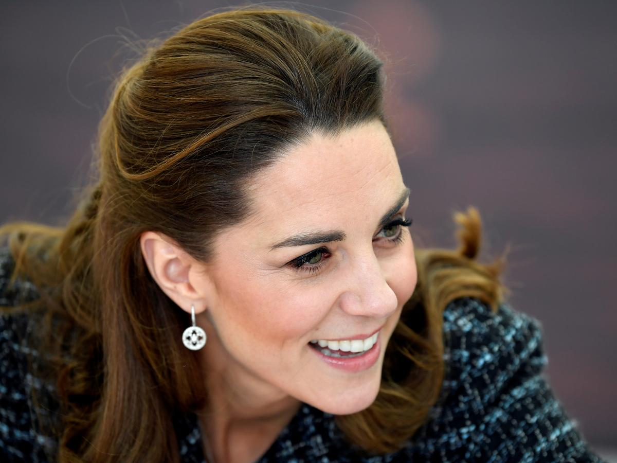 UK royal Kate calls midwives and parents to highlight mental health issues