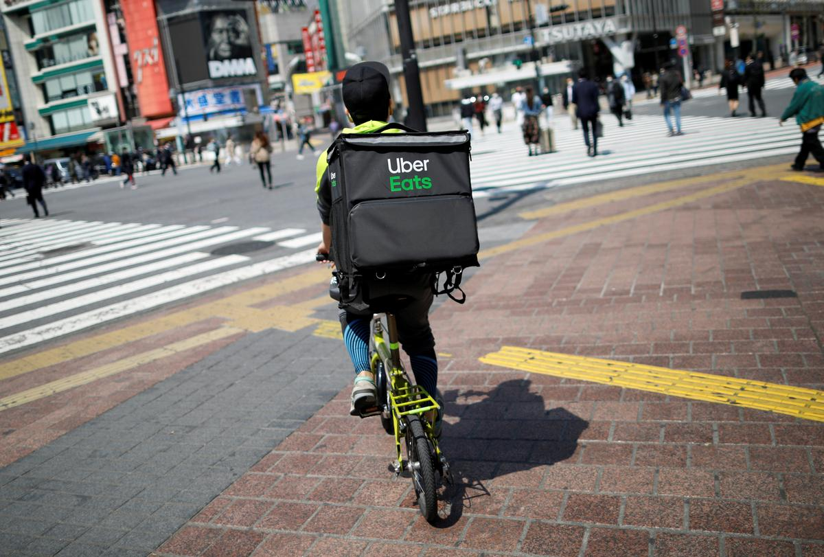 Uber closes Eats operations in eight smaller markets