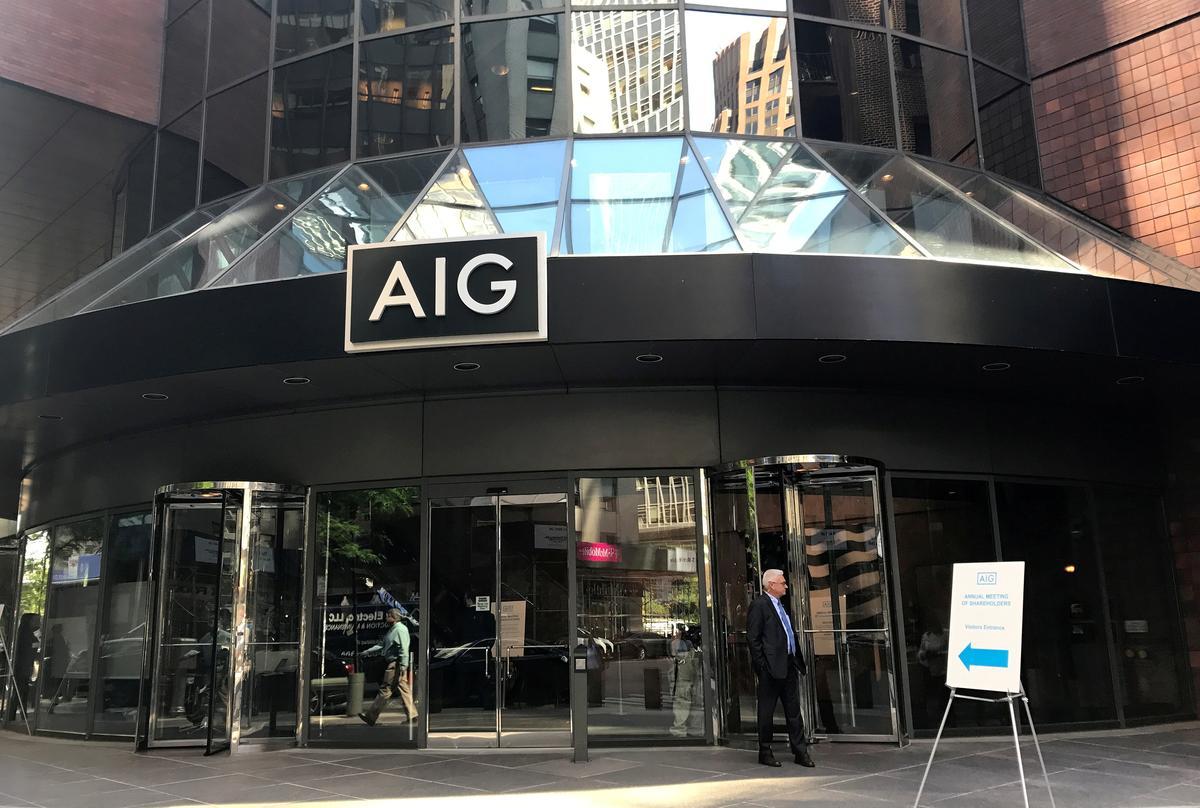 AIG quarterly profit nosedives as COVID-19 claims loom