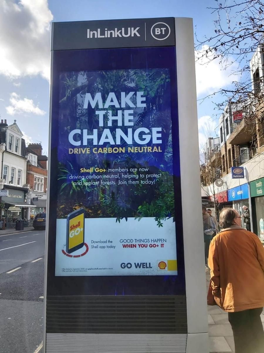 UK watchdog deems Shell's 'drive carbon neutral' ad campaign acceptable