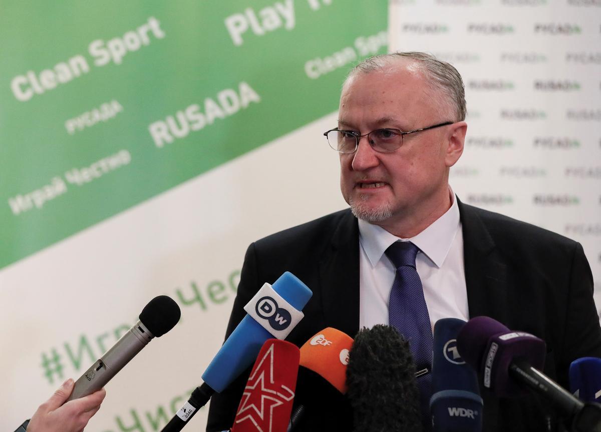 Doping: Russia to resume testing despite coronavirus outbreak
