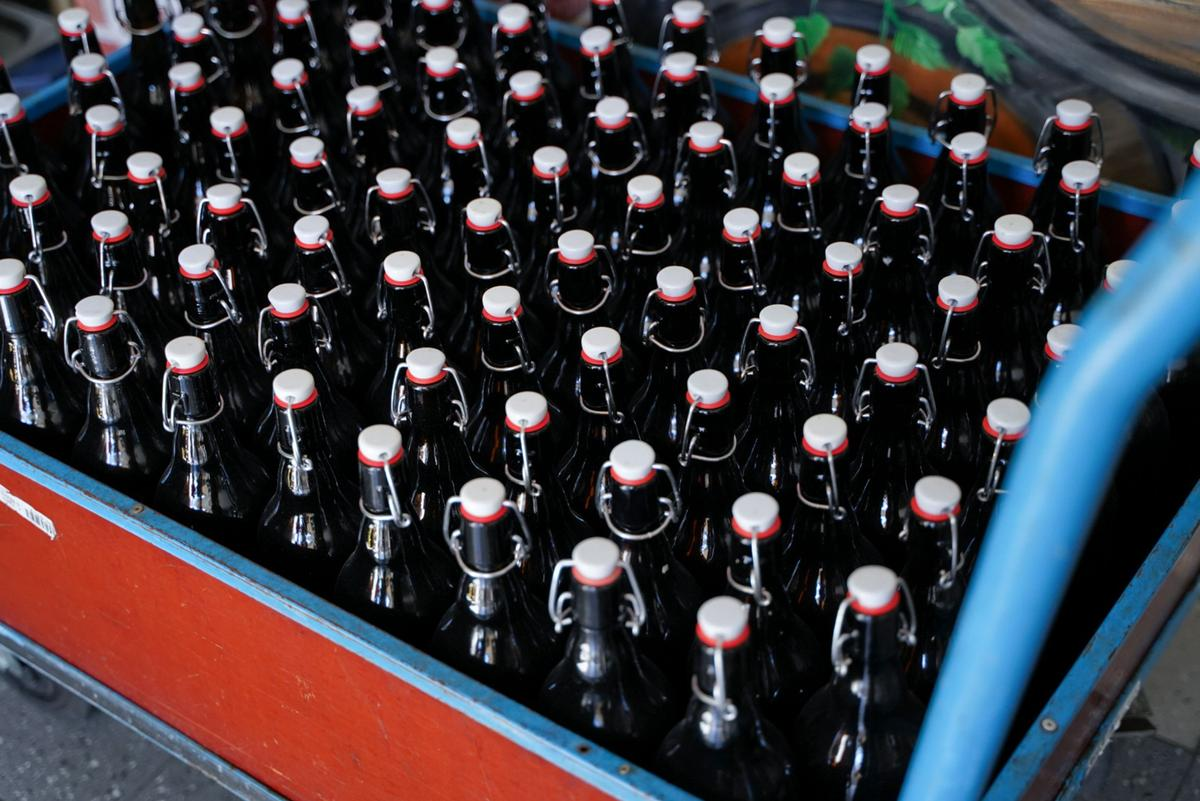 Free beer! German brewery gives away beverages it can't sell