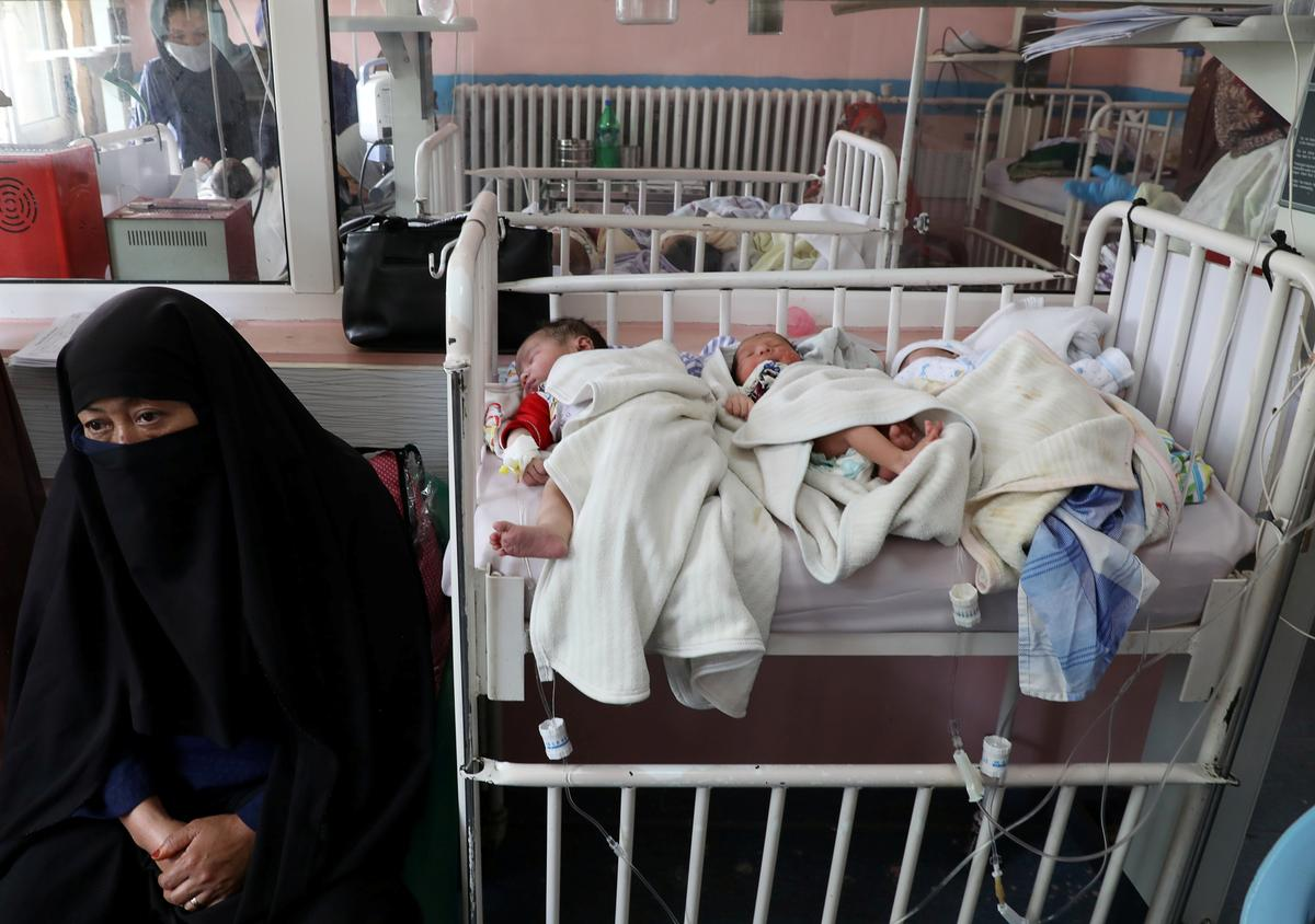 Maternity ward massacre shakes Afghanistan and its peace process
