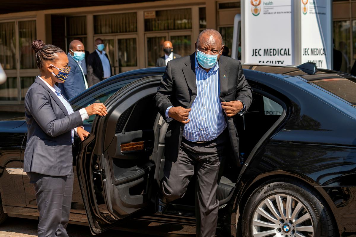 South Africa to ease coronavirus restrictions cautiously: Ramaphosa