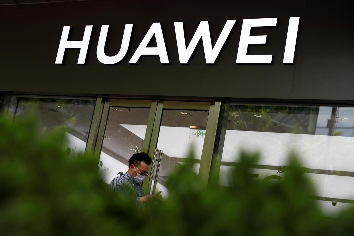 Image of article 'Huawei calls move to curb chips supply 'arbitrary', expects business impact'