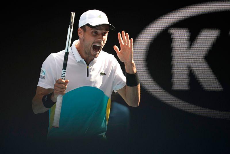 Spain's Bautista Agut still eyeing elusive ATP Finals spot