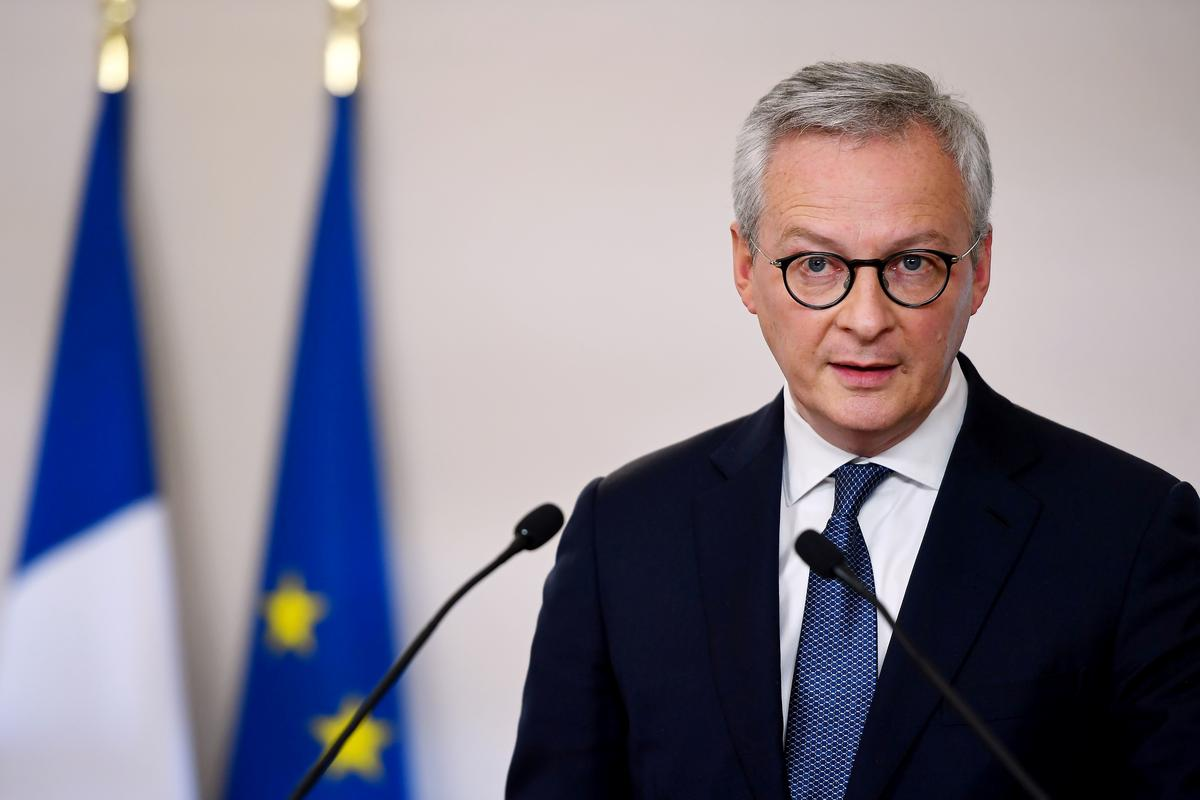EU recovery fund should support aerospace sector: France's Le Maire