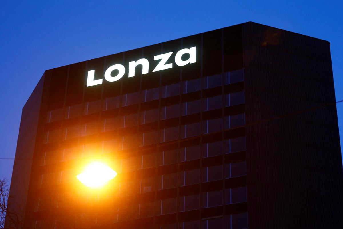 Lonza CEO says up to Moderna who would get COVID-19 ...