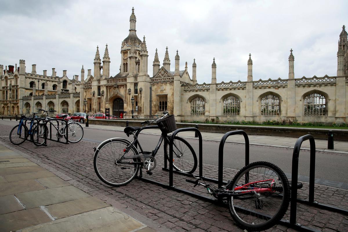 UK's Cambridge University cancels face-to-face lectures until summer 2021