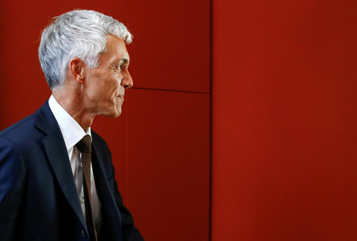 Swiss launch impeachment process against attorney general over FIFA conduct