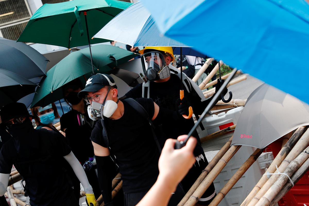 U.S. State Department warns China over new Hong Kong security law