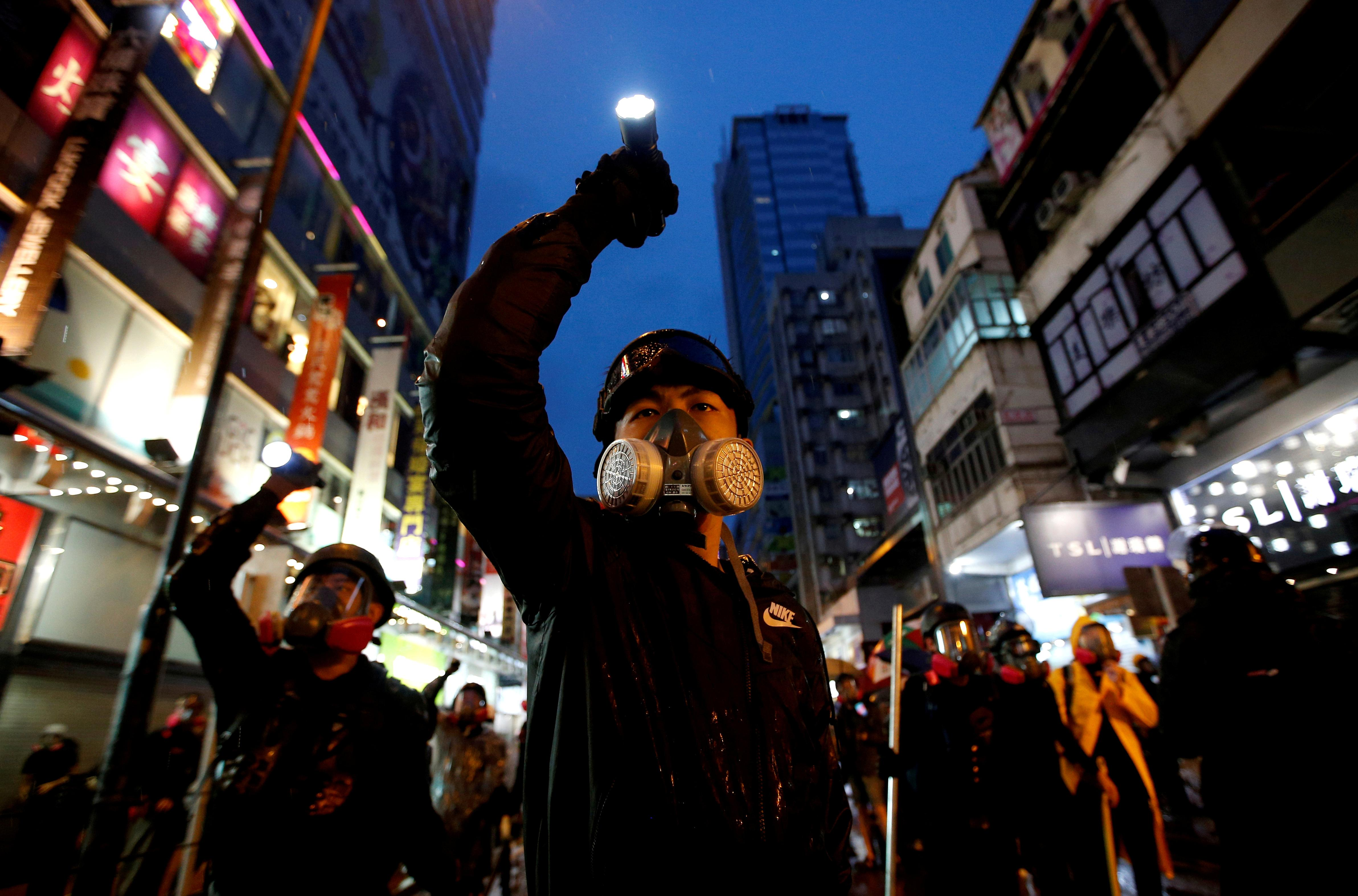 Appel à une marche de protestation à Hong Kong alors que la Chine pousse de nouvelles lois sur la sécurité