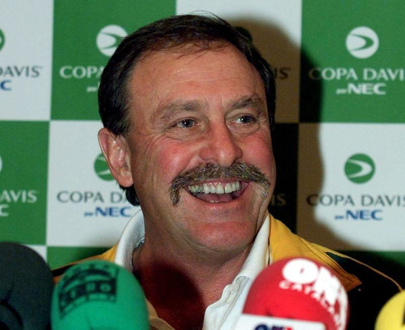 On this day: Born May 23, 1944: John Newcombe, Australian tennis player
