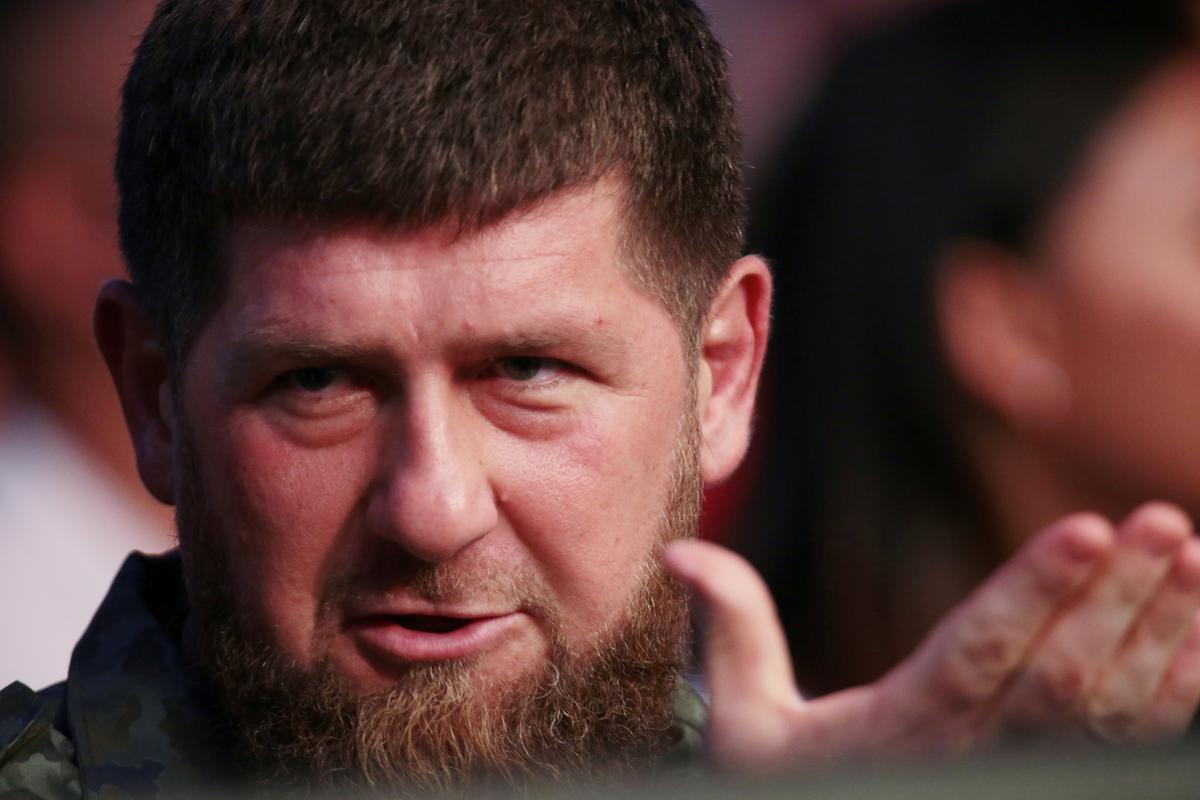 Chechen leader Kadyrov in Moscow hospital with suspected coronavirus: Russian news agencies