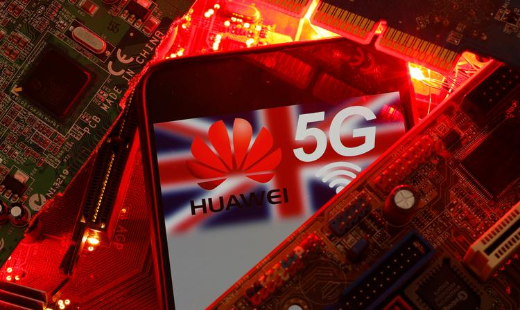 UK plans cut in Huawei's 5G network involvement: newspaper report