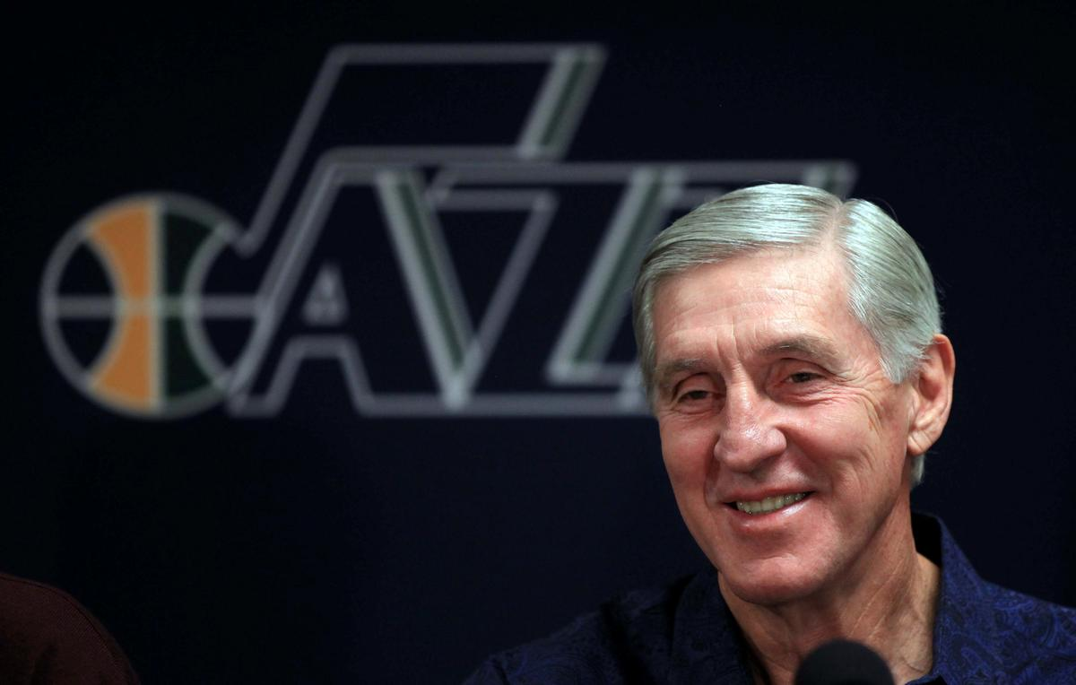 Utah Jazz coach Jerry Sloan dies at 78