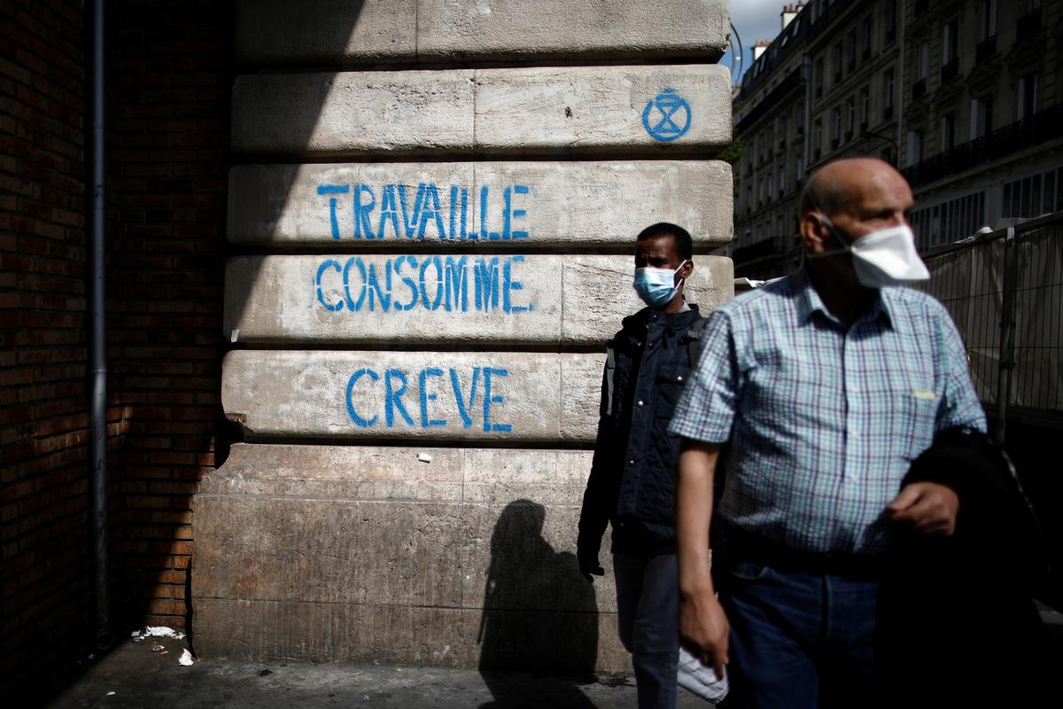 France again ranks No. 4 in COVID-19 deaths as Spain revises tally