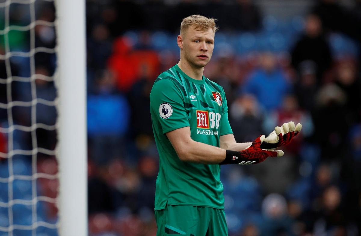Bournemouth's Ramsdale confirms tested positive for COVID-19