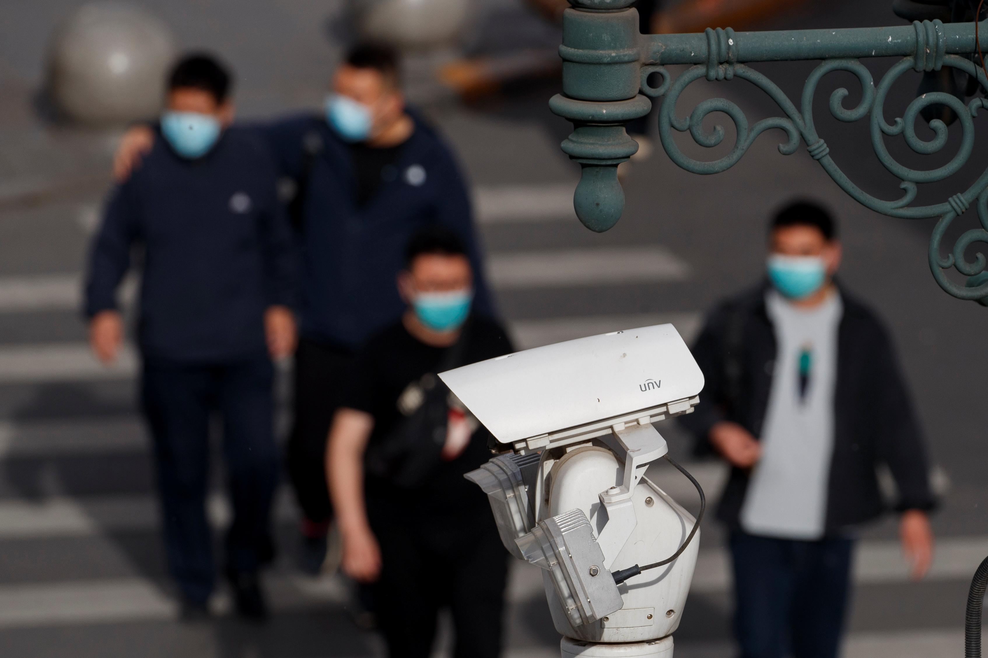 China's coronavirus campaign offers glimpse into surveillance system 2