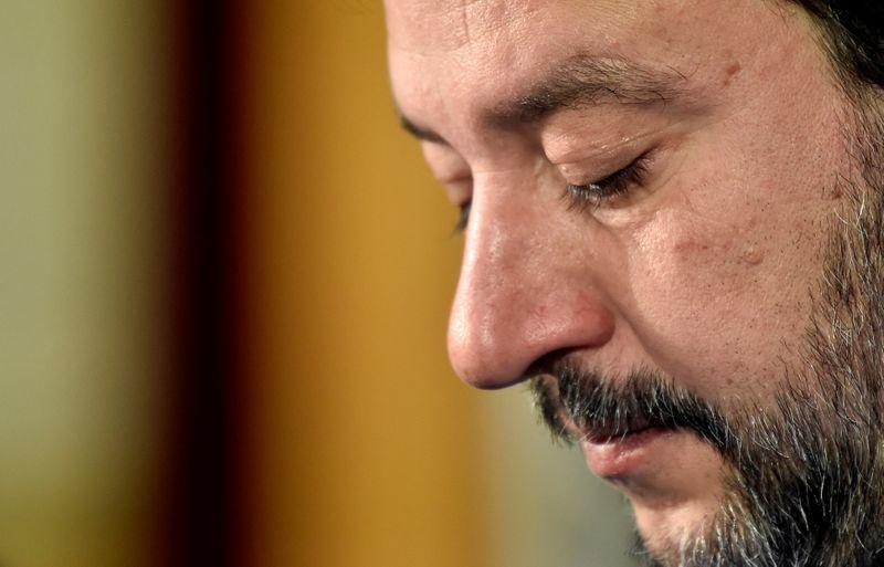 Open Arms, giunta Senato respinge richiesta processo a Salvini