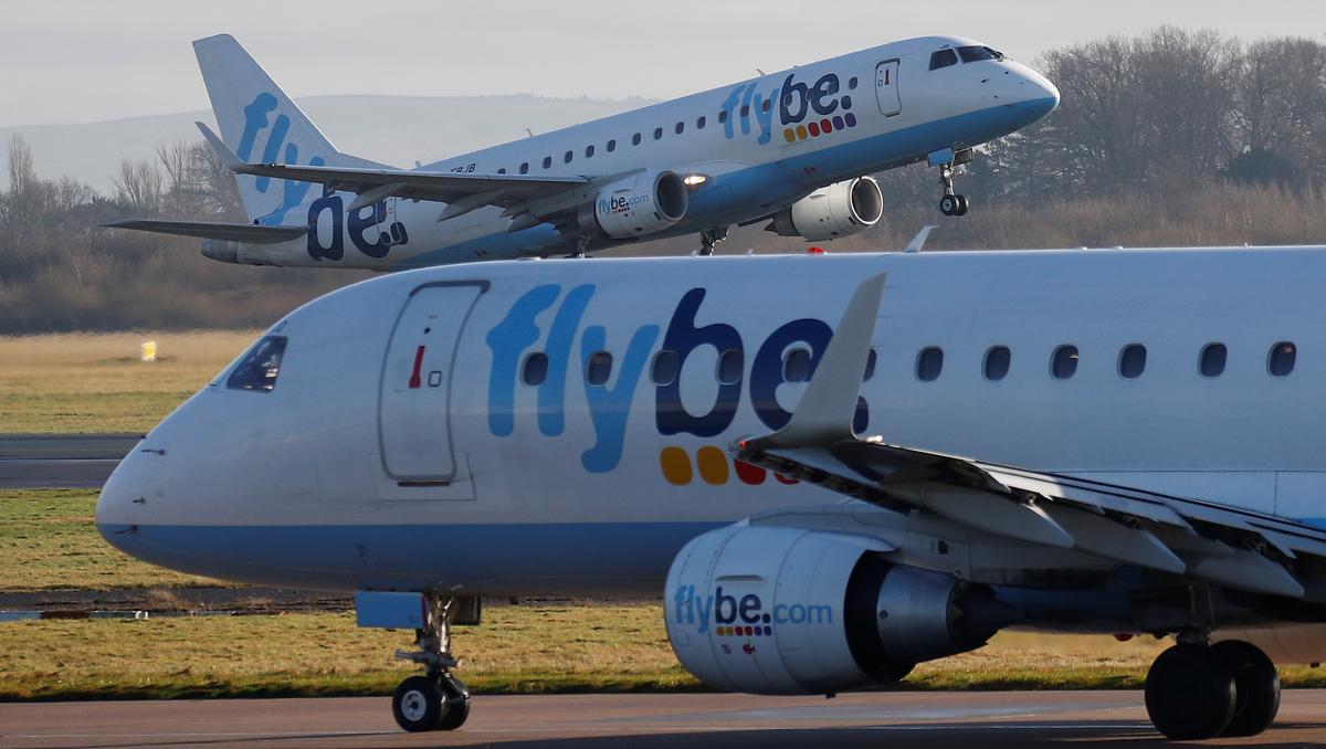 Factbox: Airlines crumble around the globe amid coronavirus pandemic
