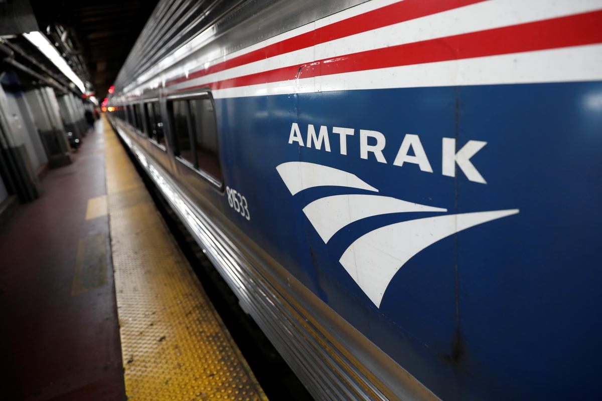 U.S. passenger railroad Amtrak says it needs new $1.5 billion bailout