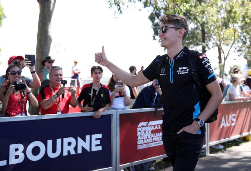 Russell feels esports success has raised his profile