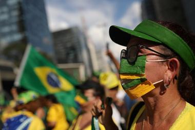 「米州が新たなコロナ震源地」とWHO警告、ブラジル死者急増も