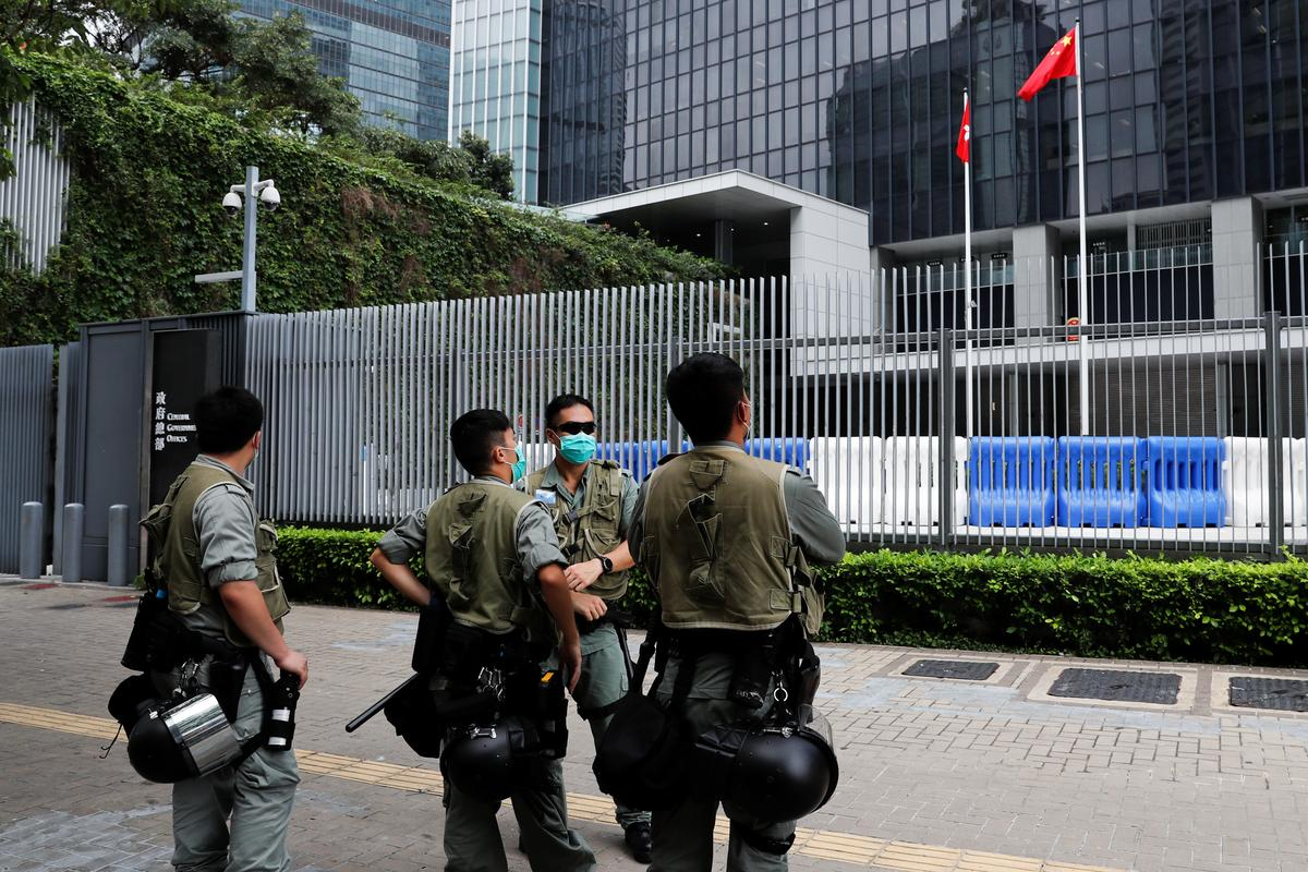 China expands scope of Hong Kong security legislation: media reports