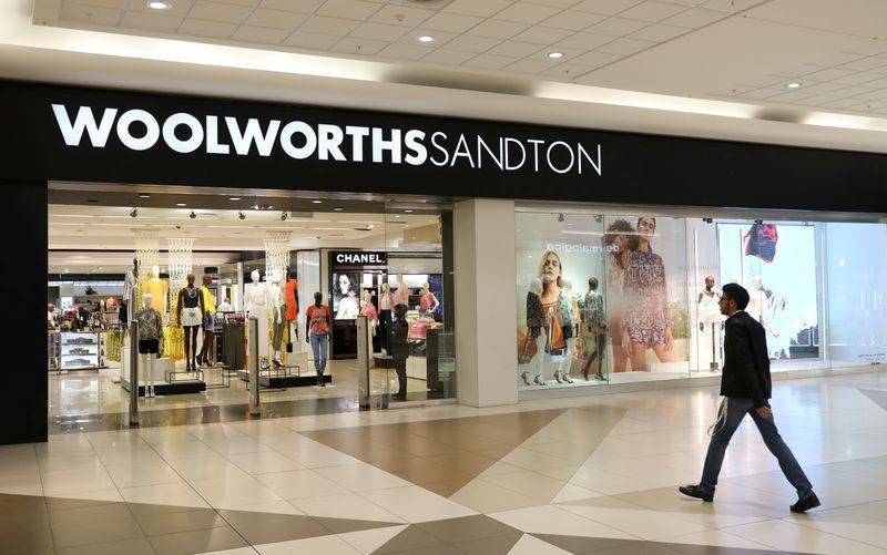 S.Africa's Woolworths scraps dividend, reviews Australasian real estate assets - Reuters