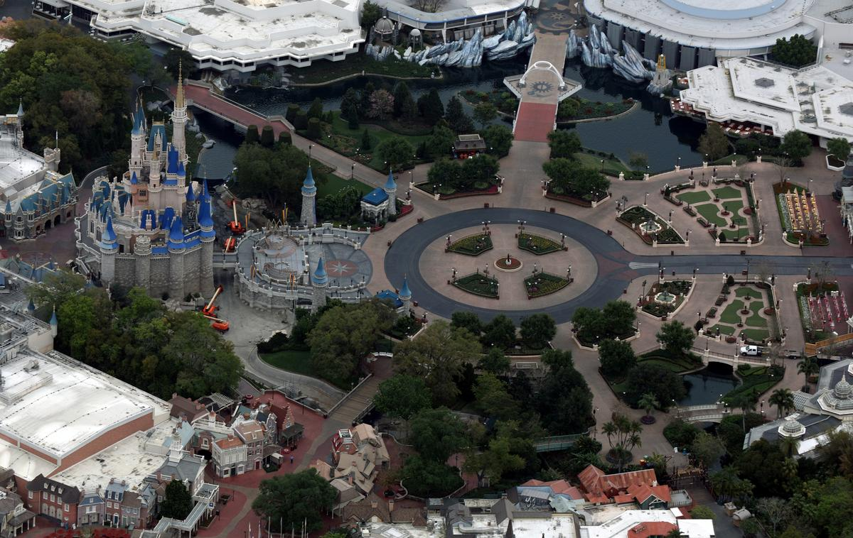 Disney proposes partial reopening of Walt Disney World on July 11