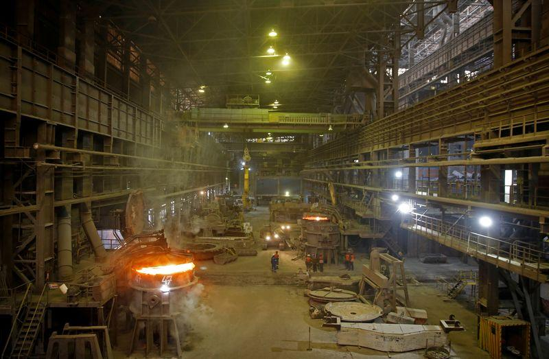 ArcelorMittal resumes output at Bosnia steel plant