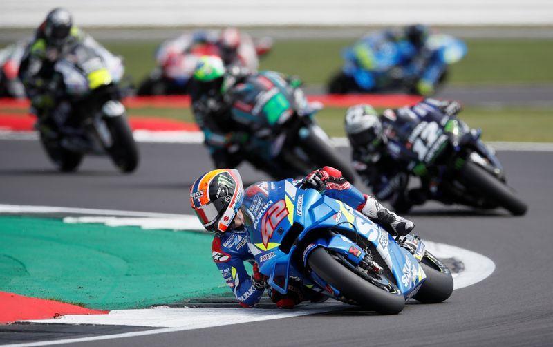 British and Australian MotoGP races cancelled
