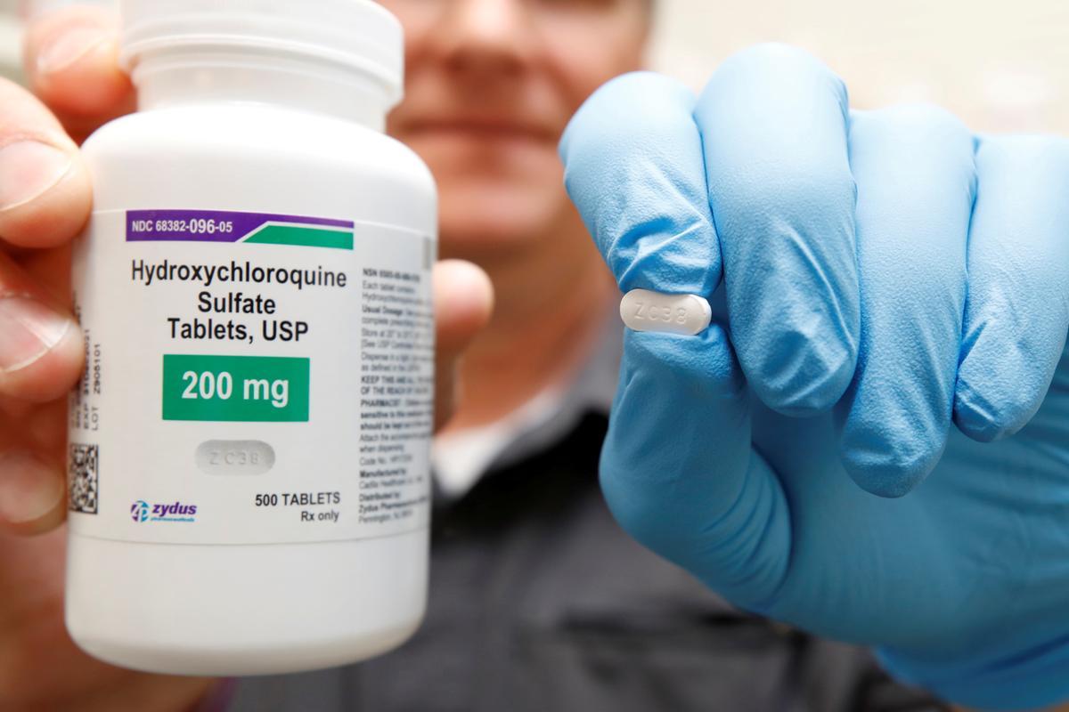 EU regulator wants more data on malaria drug's use for COVID-19