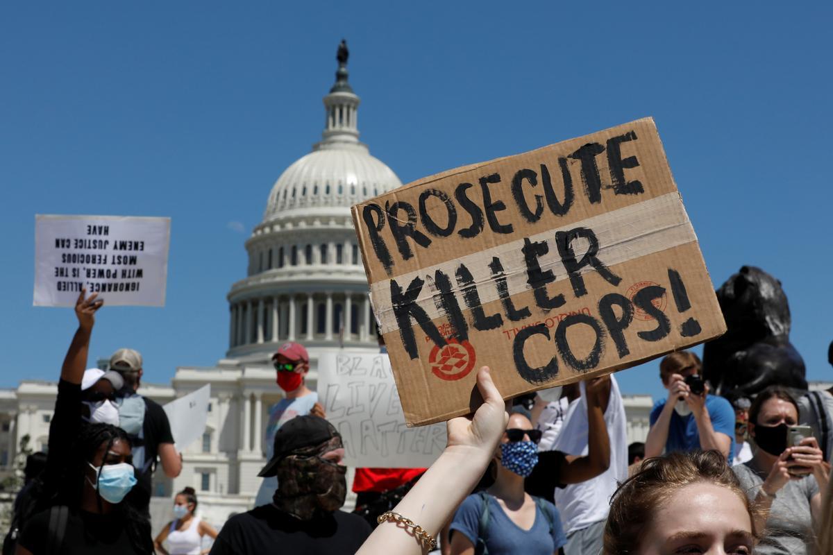 Iran berates U.S. over police killing, slams racism 64